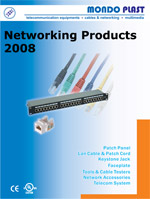 Networking Passives Catalog 2008