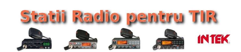 Statii radio pentru TIR
